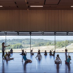 Studio Montagnini Fusaro. Salle de gymnastique Tatironne . Bussigny afasia (7)