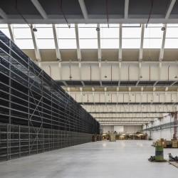 System Arquitectura . REMODELACIÓN DE LAS NAVES INTELHORCE - MAYORAL . Málaga afasia (11)