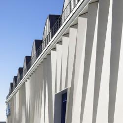 System Arquitectura . REMODELACIÓN DE LAS NAVES INTELHORCE - MAYORAL . Málaga afasia (2)