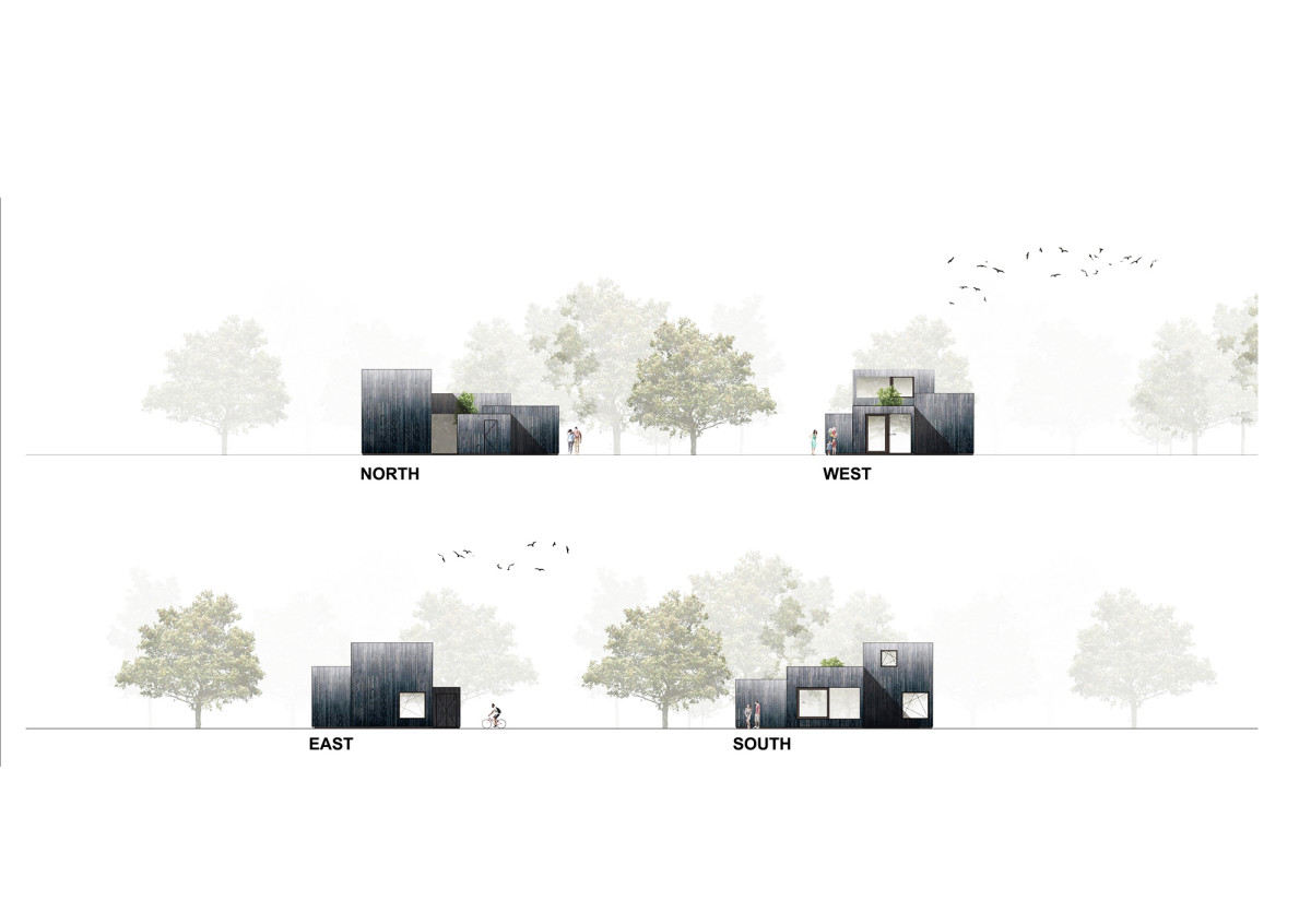 Chris Collaris . i29 . Holiday home . Vinkeveen afasia plans (2)