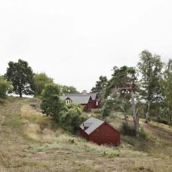 Johansen Skovsted . Reinterpretation of historic cottage afasia (1)
