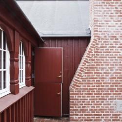 Johansen Skovsted . Reinterpretation of historic cottage afasia (25)