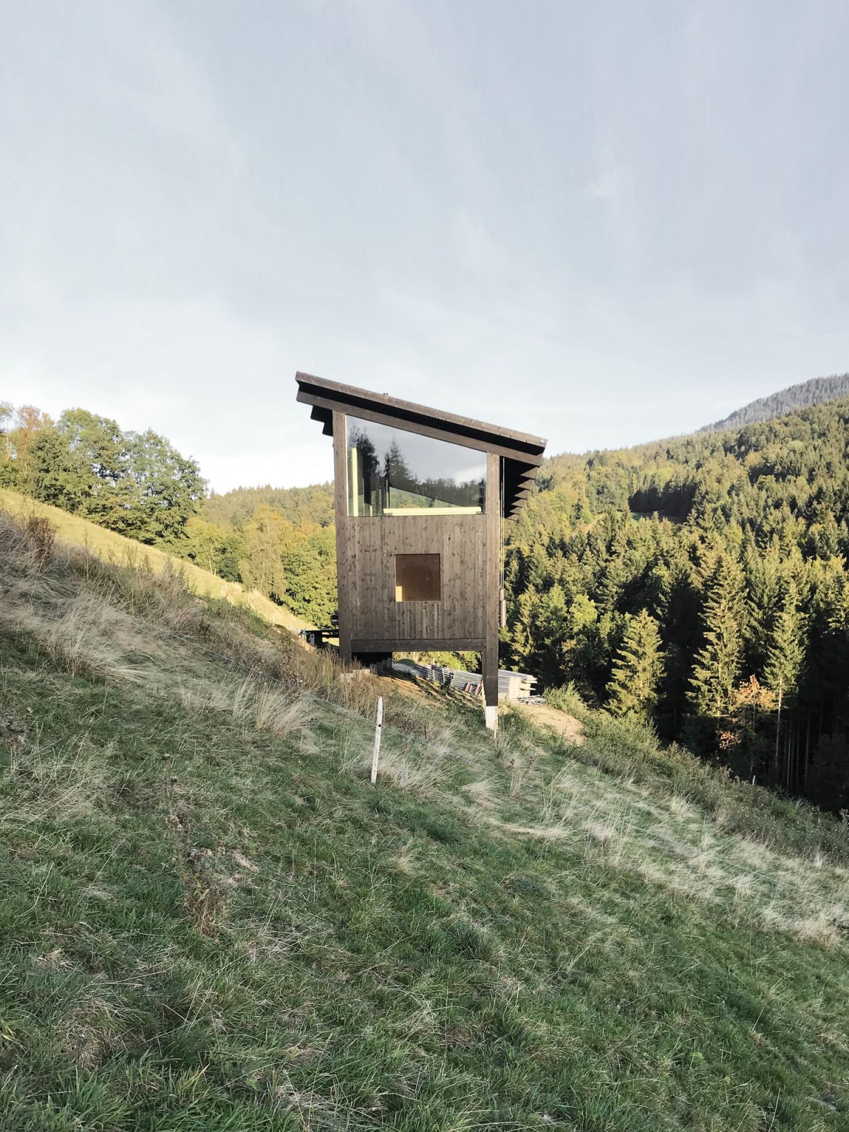 LVPH . The Wooden House . Treyvaux  afasia (1)