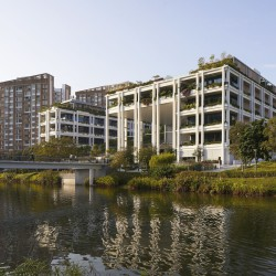 Serie . Multiply . Oasis Terraces . Punggol (2)