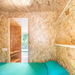 Ágora arquitectura . HUT FOR THE WEEKEND afasia (16)