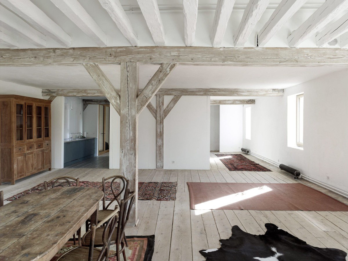 Charles Pictet .  Old barn Transformation . Landecy afasia (10)