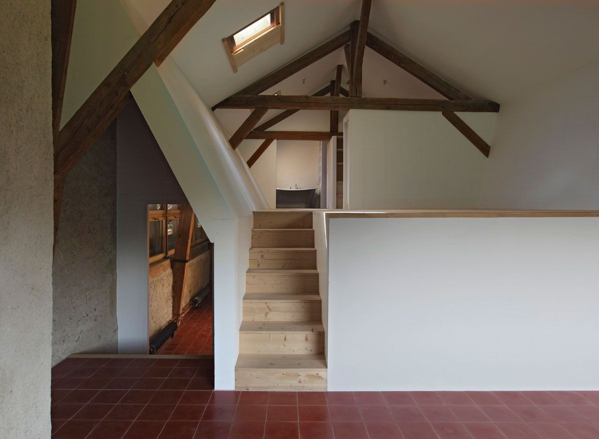 Charles Pictet .  Old barn Transformation . Landecy afasia (15)