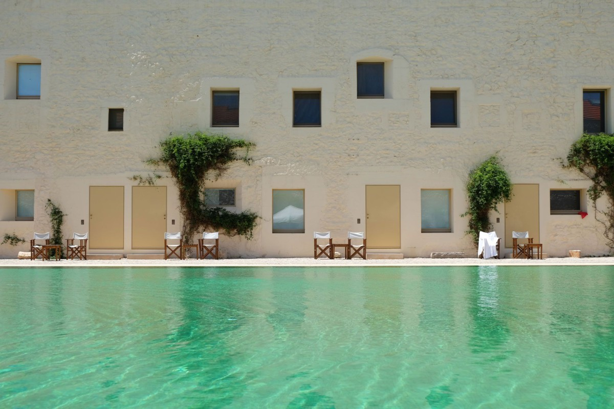 Souto De Moura . Flattered to be in Algarve apartaments . TAVIRA afasia (14)