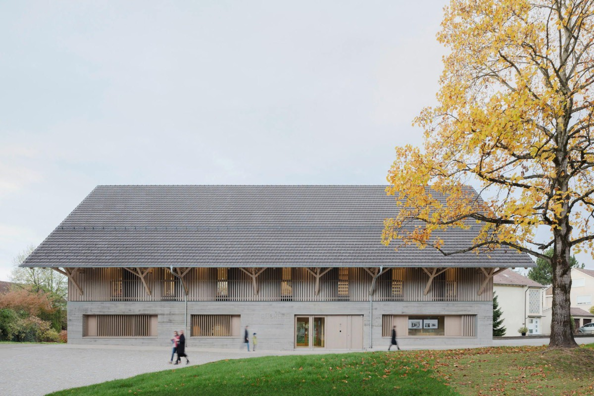 Steimle Architekten . new Library .  Kressbronn (3)