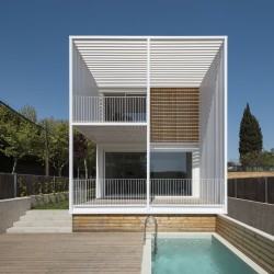 BXD Arquitectura . CASA MG . Sant Cugat del Vallès afasia (4)