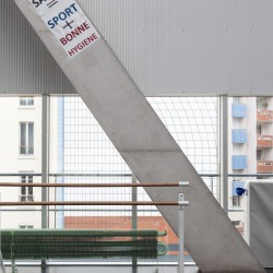 Bruther . CULTURAL AND SPORTS CENTER . Paris  afasia (32)