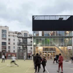 Bruther . CULTURAL AND SPORTS CENTER . Paris  afasia (7)