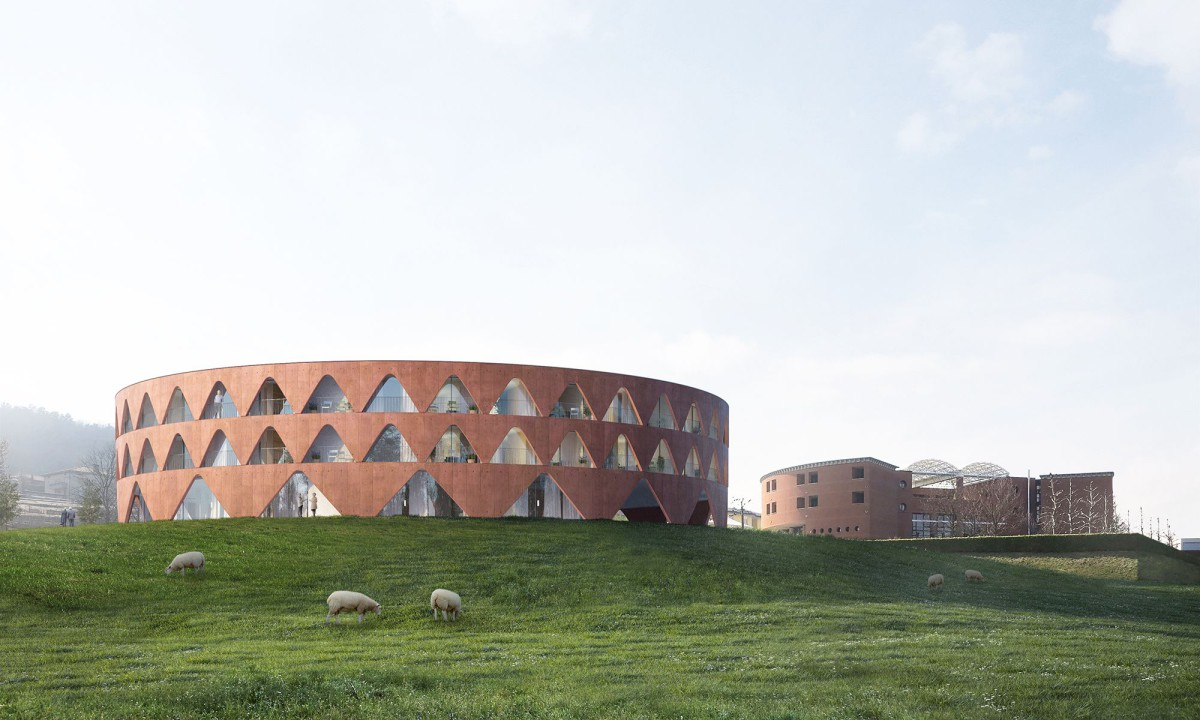 Durisch+Nolli . Housing for Elderly People . Novazzano afasia (1)