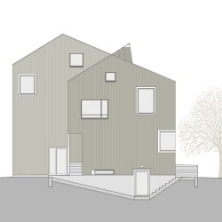 Hummburkart Architekten . Housing building . Stans  afasia (15)