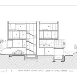 OFIS architects . VILLA PORTICO . Ljubljana afasia (39)