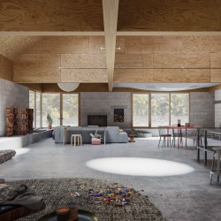 WOJR .  House of The Woodland . the Berkshires afasia (5)