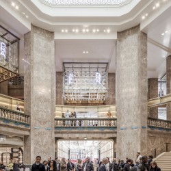 big . new galeries lafayette flagship . paris afasia (6)