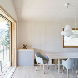 Architektur Strobl . Family house . Steinreib afasia (17)