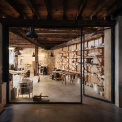 Bebiano . do Corvo . 'Old Ceramic Factory' Building Renovation . Coimbra  afasia (9)