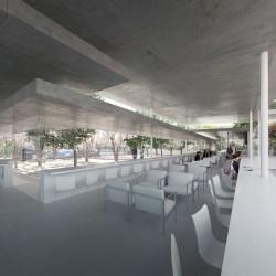 DJarquitectura . biblioteca MUNICIPAL . Las Tablas afasia (1)