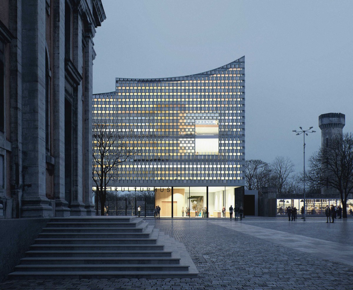 Dorte Mandrup . new culture house and library . Karlskrona  afasia (1)