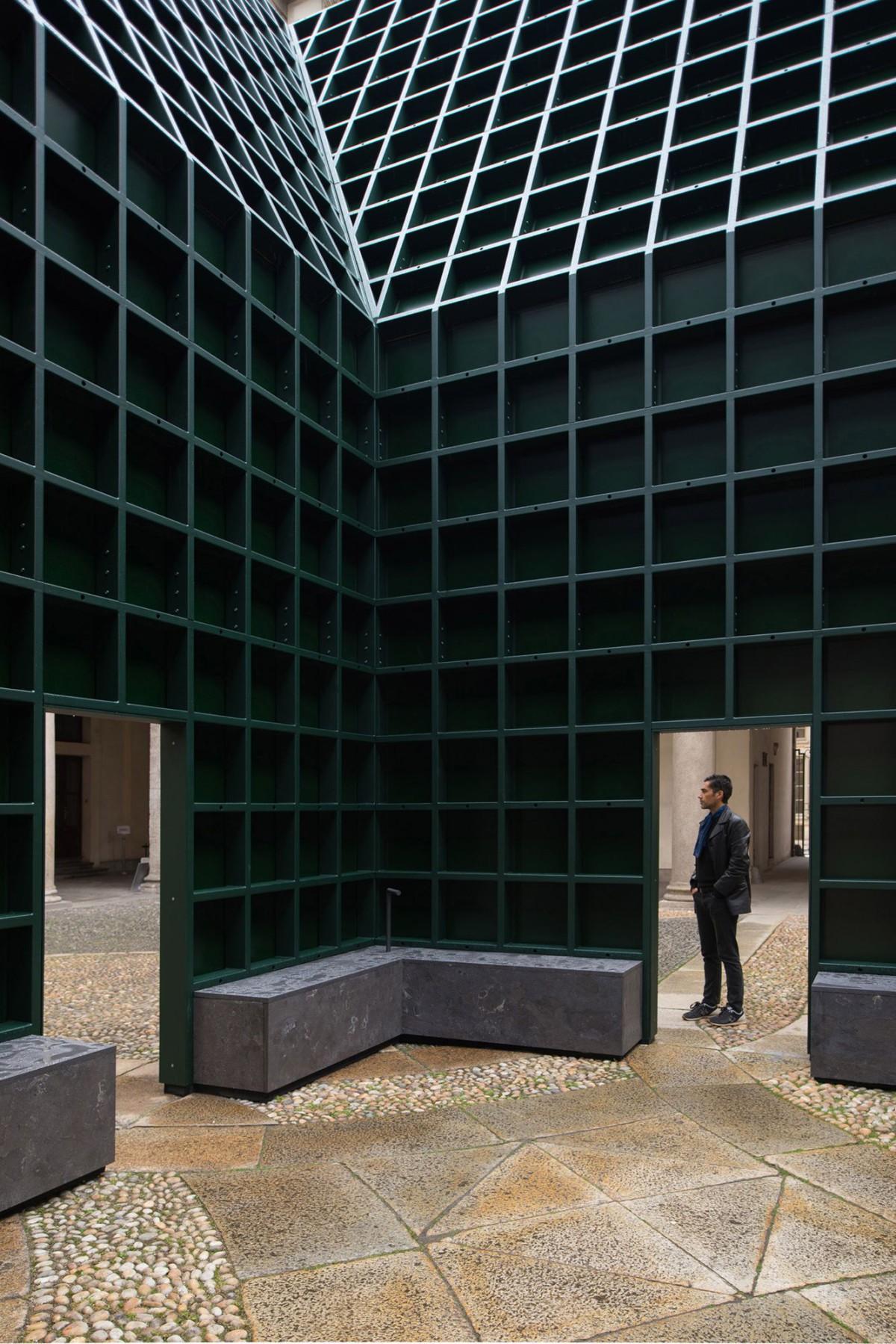 Pezo von Ellrichshausen . Echo Pavilion . Milan  afasia (12)
