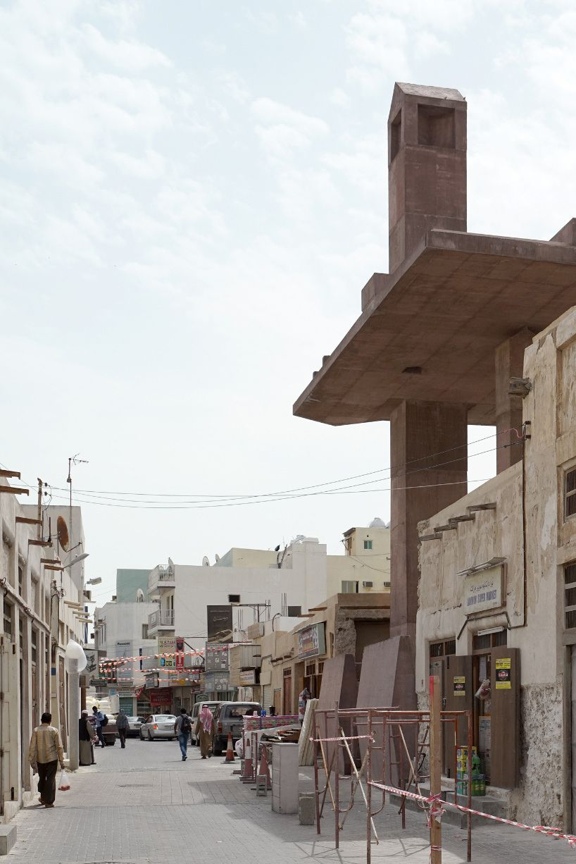 Valerio Olgiati . Pearling Path Visitors Center . Muharraq afasia (1)