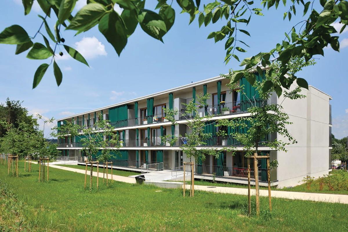 Bevk Perovic arhitekti  Brdo F2 Housing Ljubljana 2018