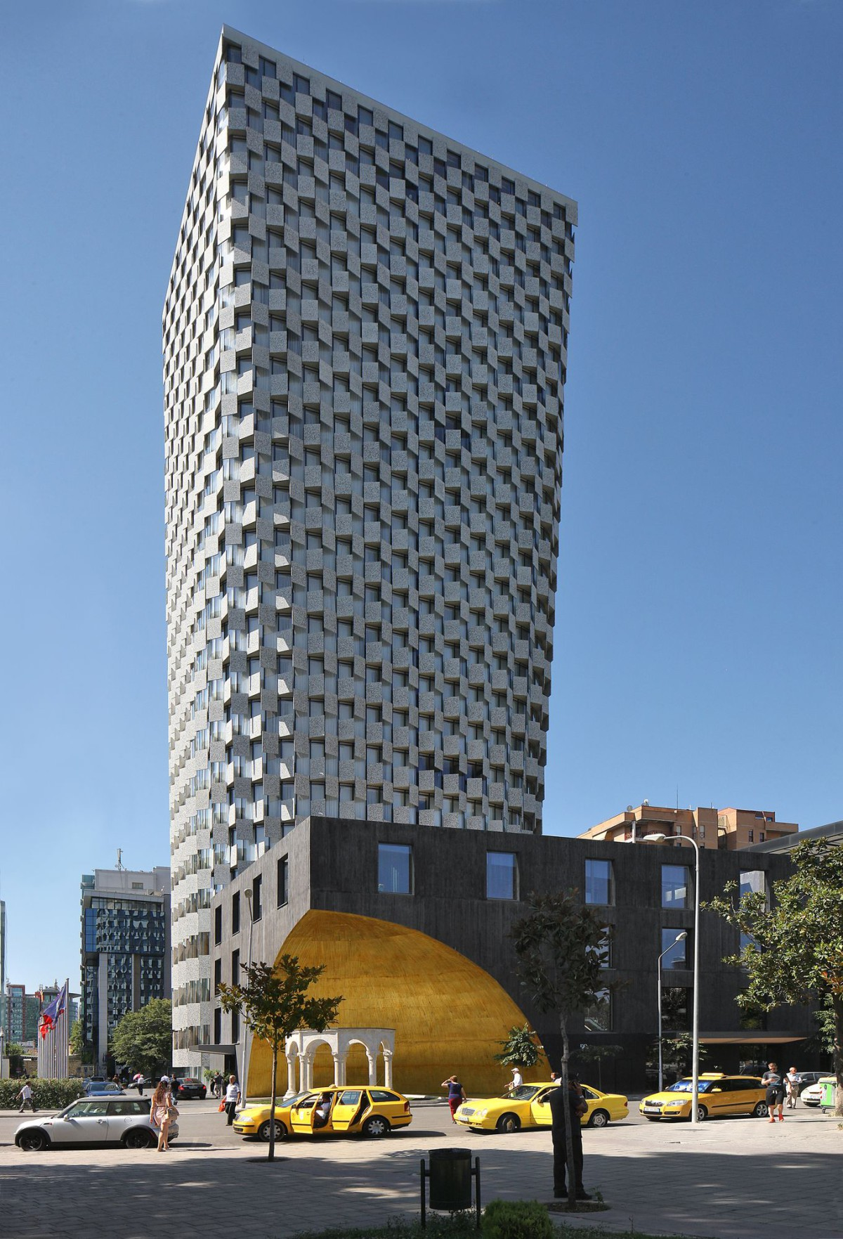 51N4E . TID Tower . Tirana afasia (3)