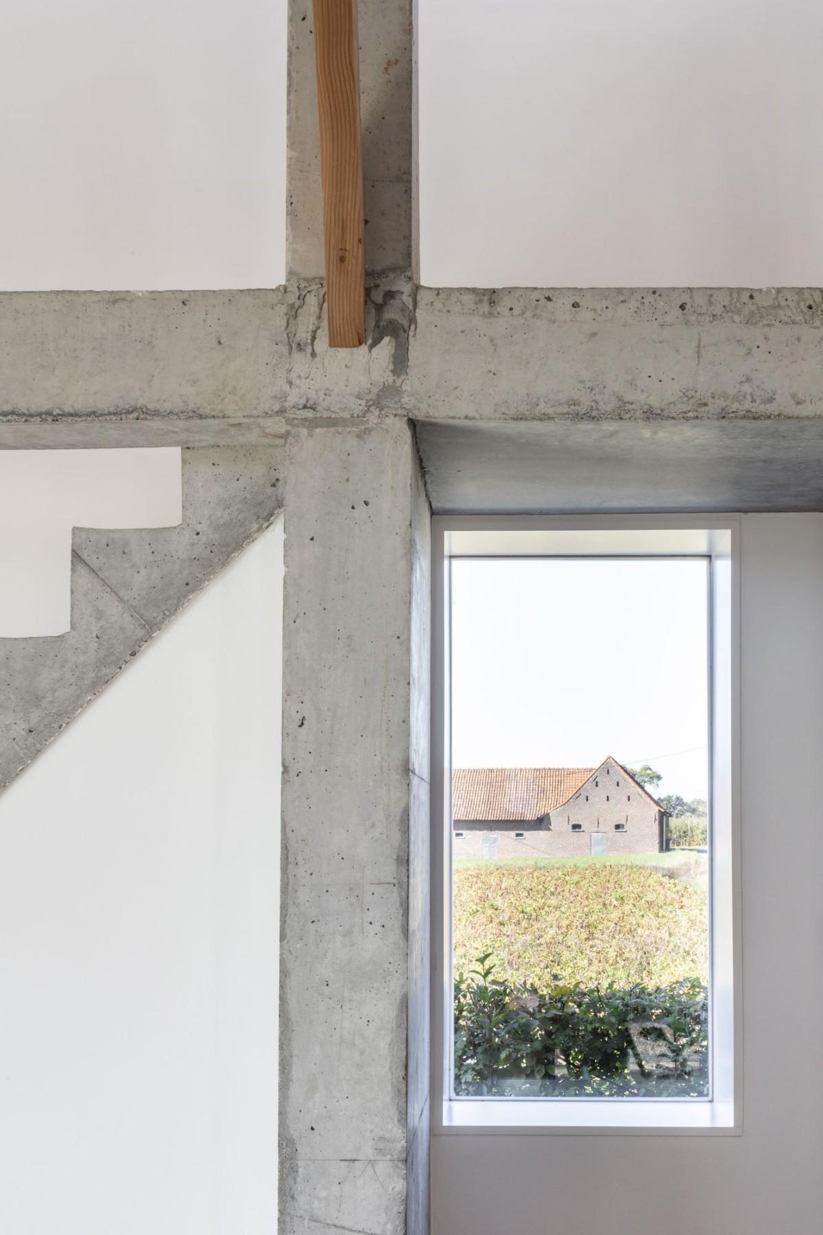Atelier Vens Vanbelle . Nico & Hilde House . Oosterzele afasia (21)