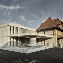 GDW architects . School extension . Torny-le-grand afasia (3)