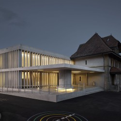 GDW architects . School extension . Torny-le-grand afasia (4)