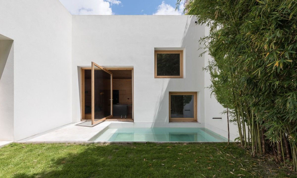 Aires Mateus . House in Campolide . Lisbon afasia (1)