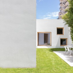 Aires Mateus . House in Campolide . Lisbon afasia (3)