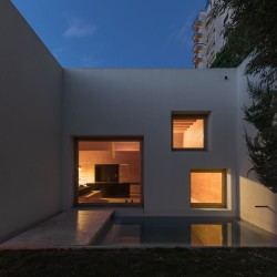 Aires Mateus . House in Campolide . Lisbon afasia (7)