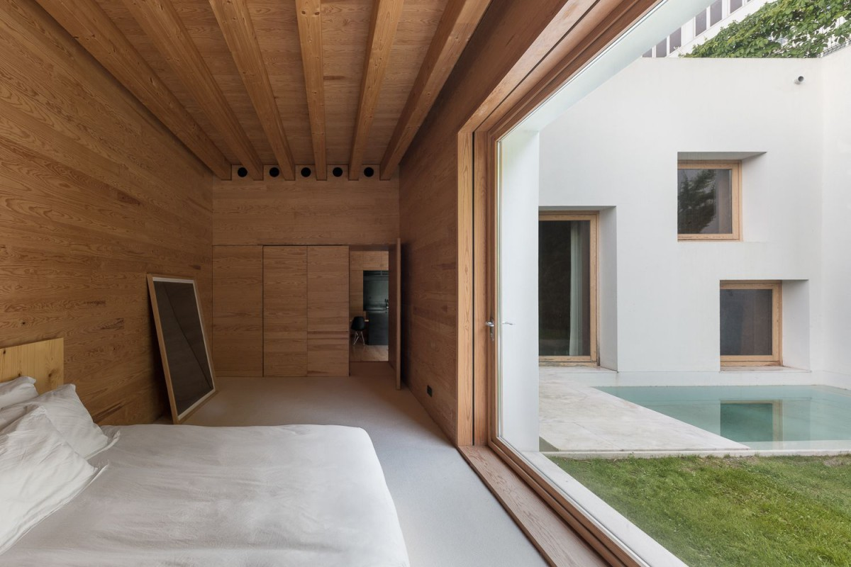 Aires Mateus . House in Campolide . Lisbon afasia (9)
