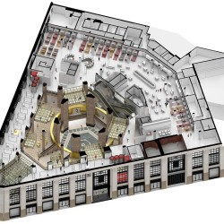 big . new galeries lafayette flagship . paris afasia (22 30)