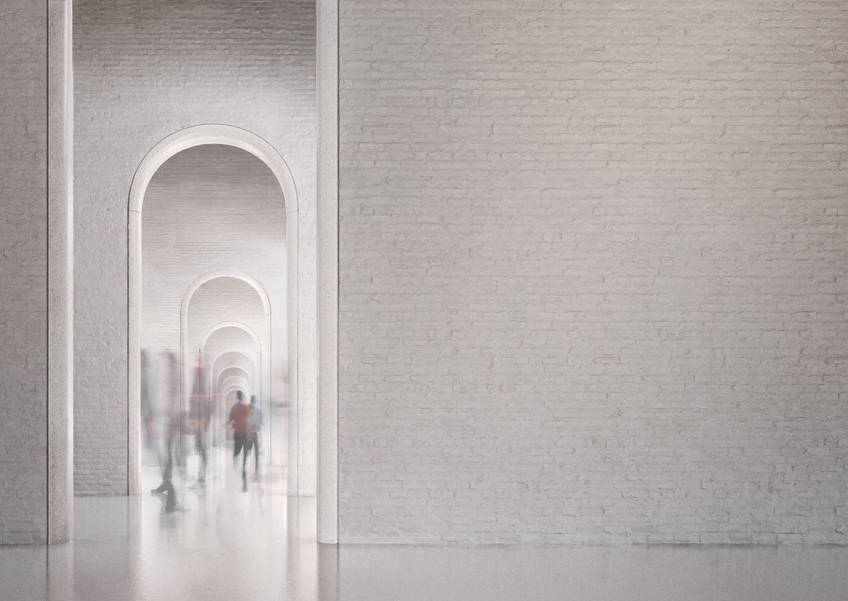 david chipperfield . the human safety net headquarters . venice afasia (1)
