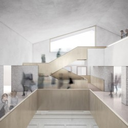 david chipperfield . the human safety net headquarters . venice afasia (3)
