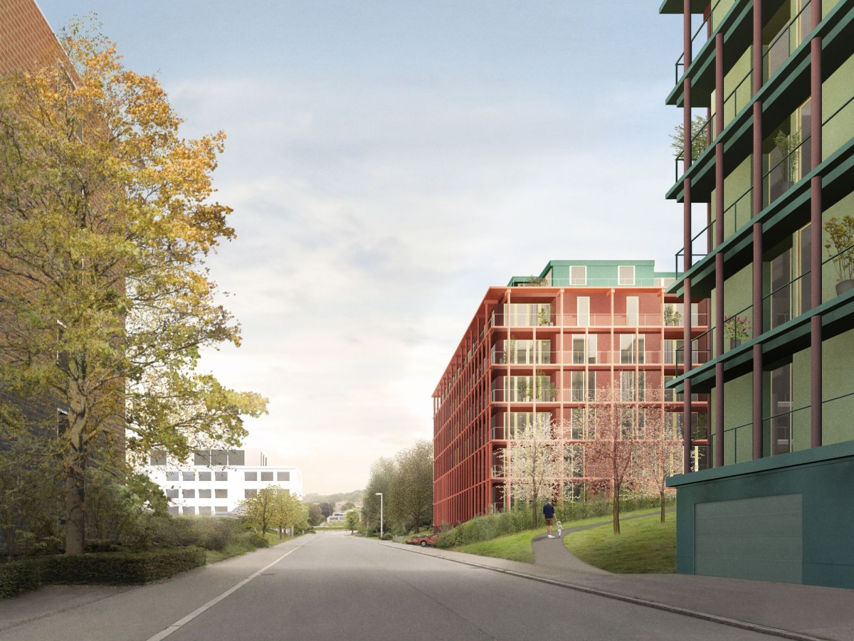 afasia Caruso St. John .  Apartment Building . Lucerne (1)