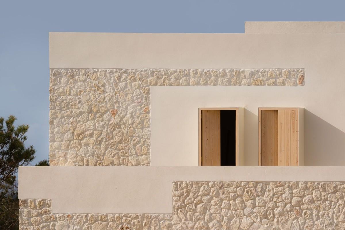 afasia Nomo Studio . STONE HOUSE . Menorca  (1)