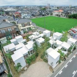 afasia Studio Velocity . House in Yanagibata . Okazaki City (1)