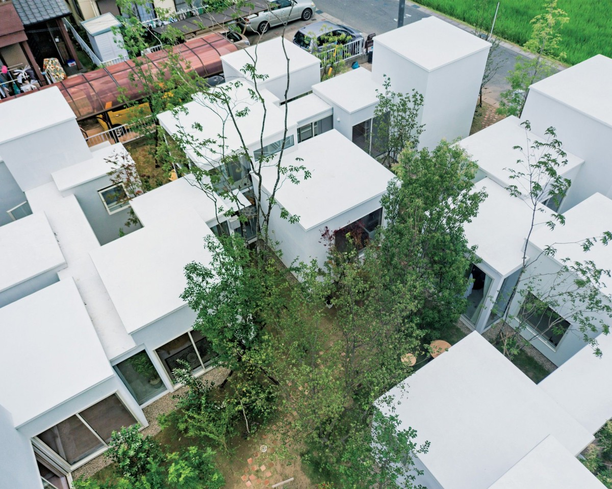 afasia Studio Velocity . House in Yanagibata . Okazaki City (2)