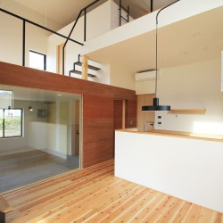 Hideta Architects . House in Shiroyamadai . Kizugawa afasia (12)