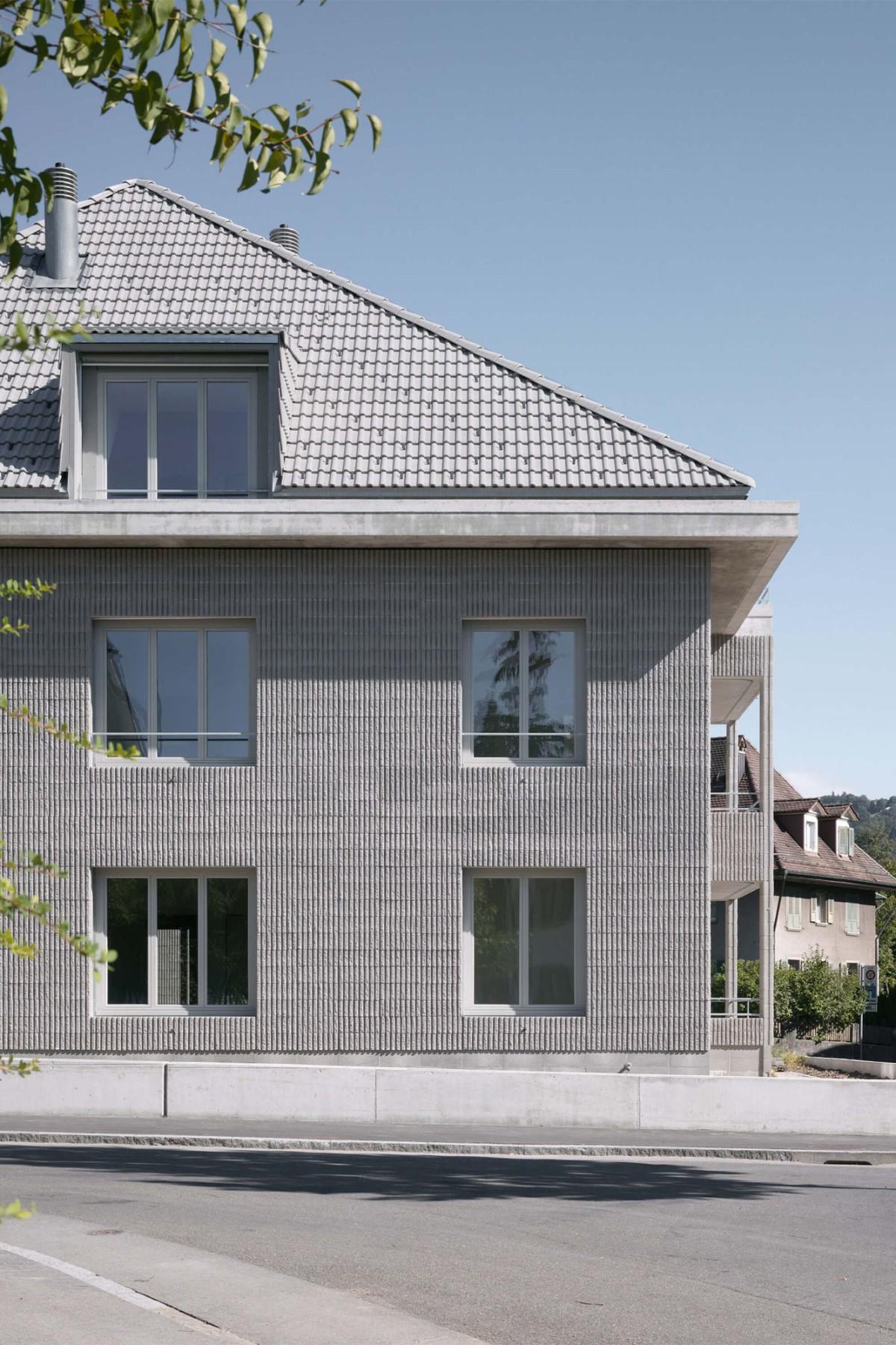 Scheidegger Keller . Zwyssigstrasse apartments . Bern afasia (1)