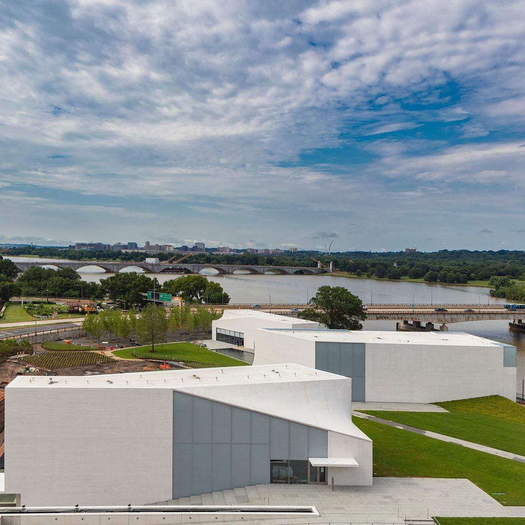 Steven Holl . THE REACH  THE KENNEDY CENTER FOR THE PERFORMING ARTS . Washington D.C. afasia (4)