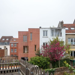 adn architectures . Single-family house . Brussels afasia (1)