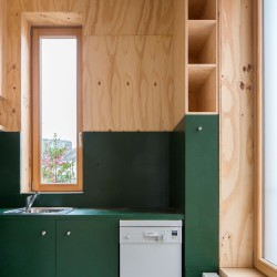 adn architectures . Single-family house . Brussels afasia (13)