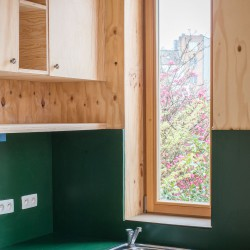 adn architectures . Single-family house . Brussels afasia (16)