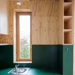 adn architectures . Single-family house . Brussels afasia (17)